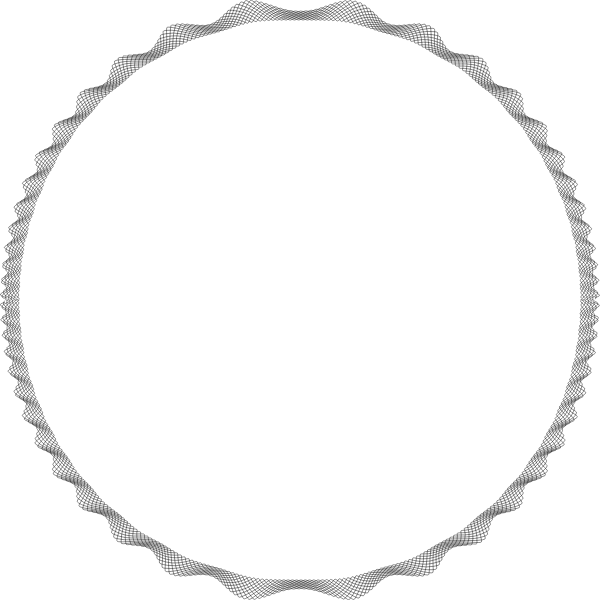 Circular Frame waves