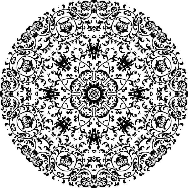 Vector ornament illustration