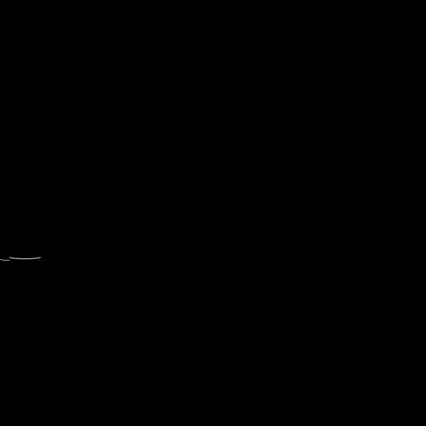 View of Münster vector clip art