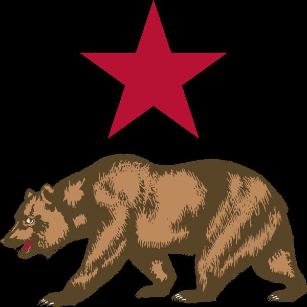 California star and bear