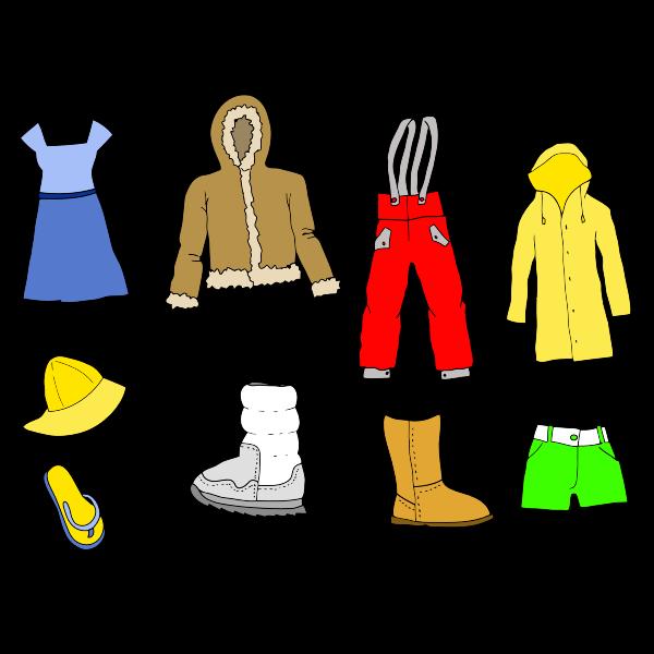 Clothing assortment