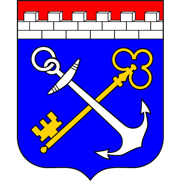 Coat of arms of Saint Petersburg