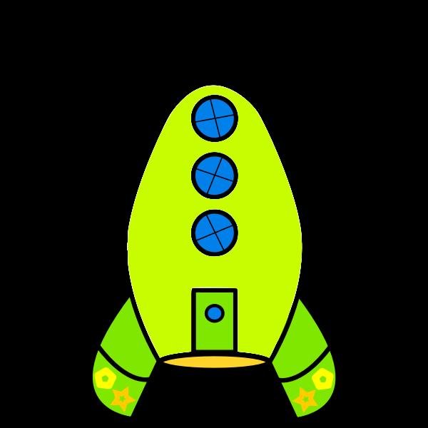 Fast green rocket