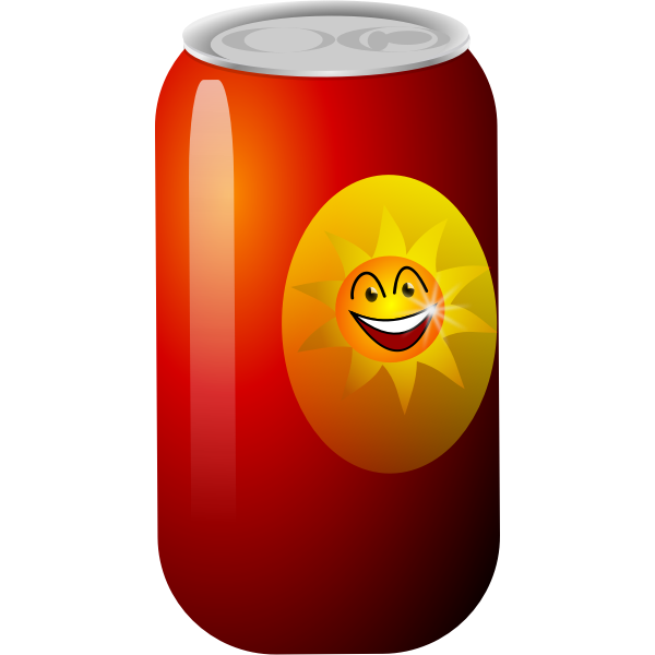Cola Soda Can Remix by Merlin2525