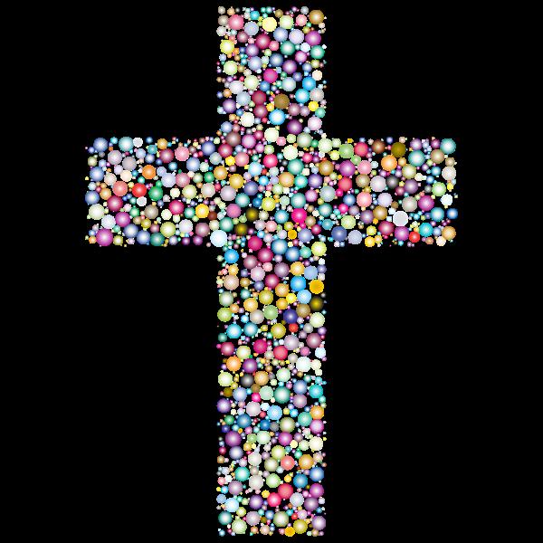 Colorful Cross Circles 2 Variation 2