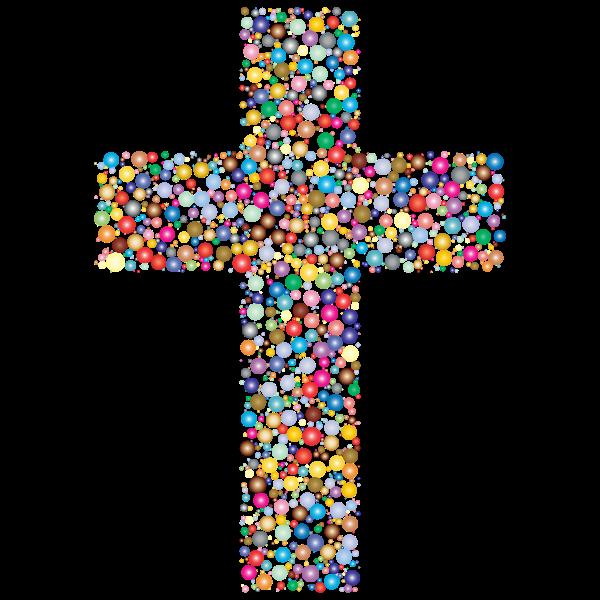 Colorful Cross Circles 2