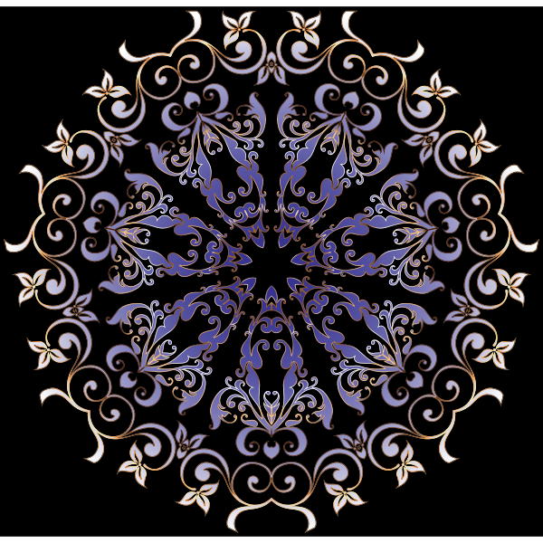 Colorful Floral Design 12