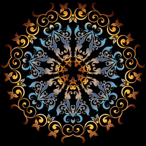 Colorful Floral Design 2