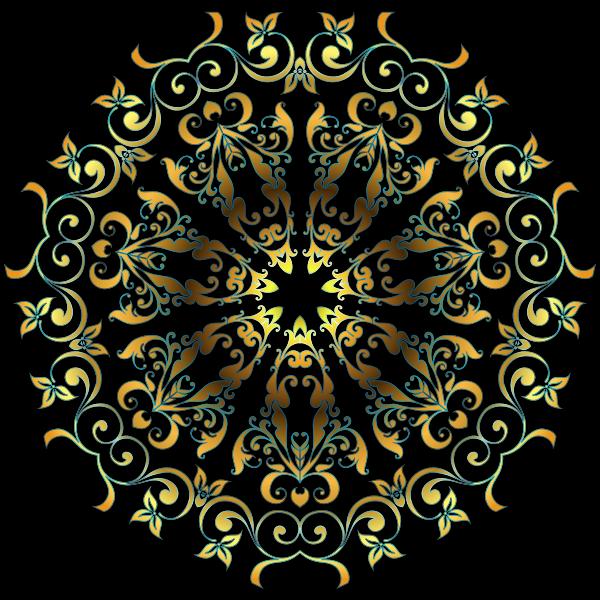Colorful Floral Design 20