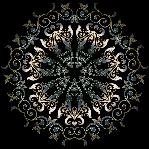 Colorful Floral Design 5