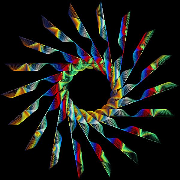 Colorful Nova Line Art 5