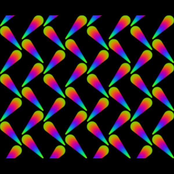 ColourfulPatternBlack