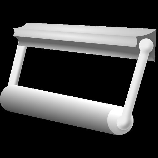 Cooler handle vector image