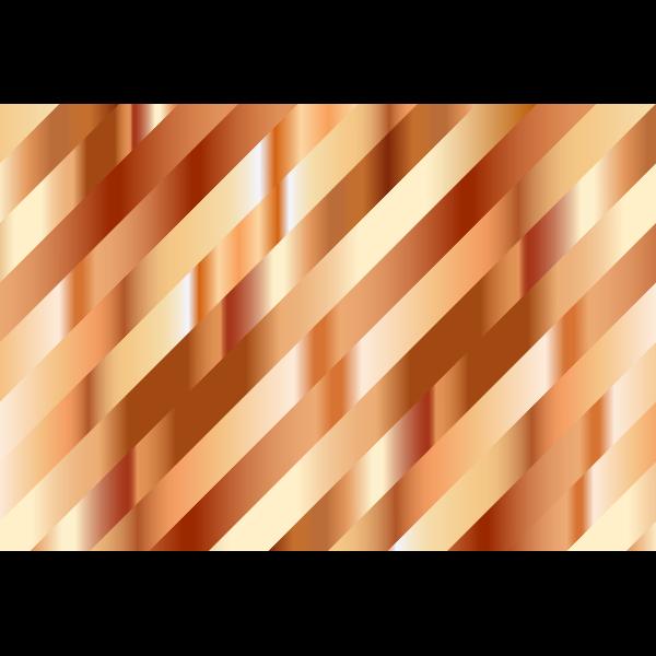 Copper gradient background