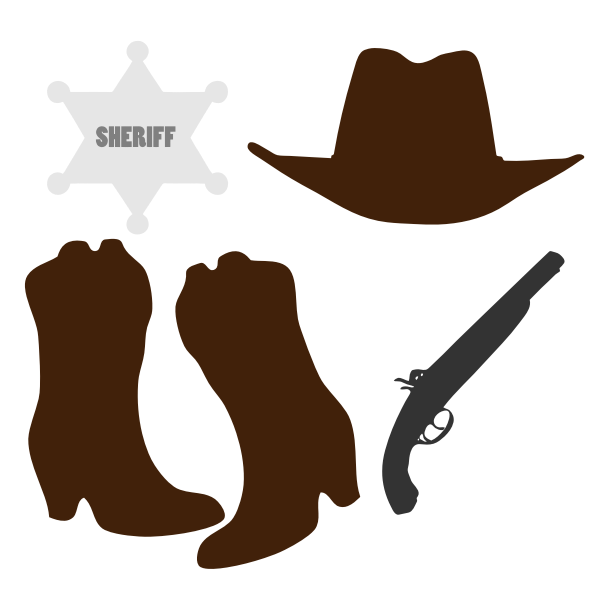 Cowboy clothing and accessories