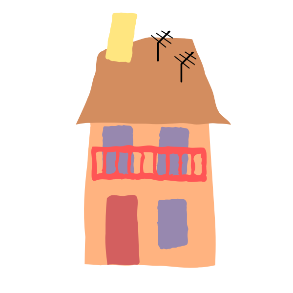 Crooked house 07