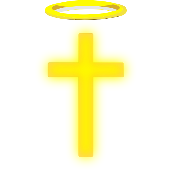 Cross With Halo
