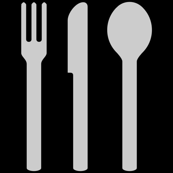 Cutlery vector icons