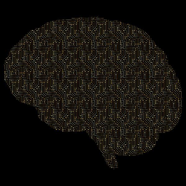 Cyber Brain Gold