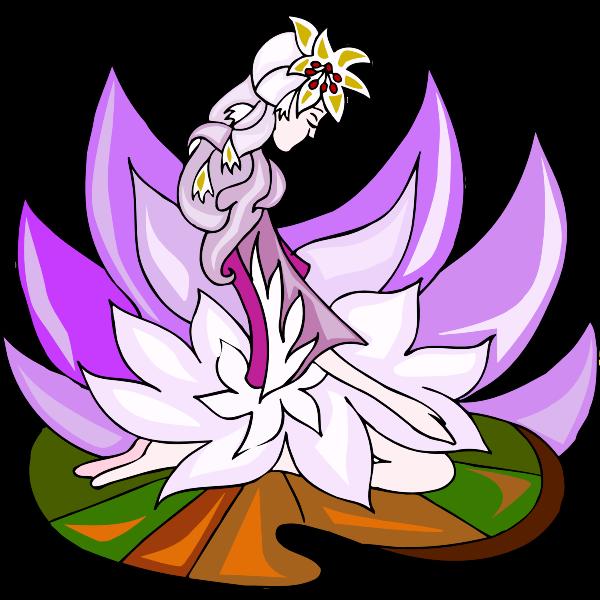 Floral performer