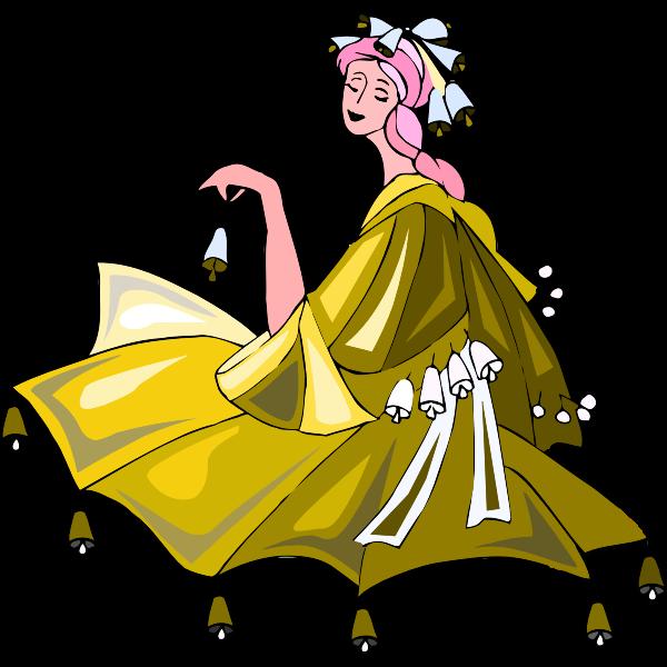 Aisan dancer