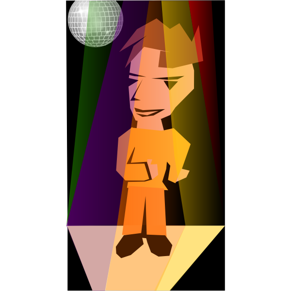 Dancing in the disco