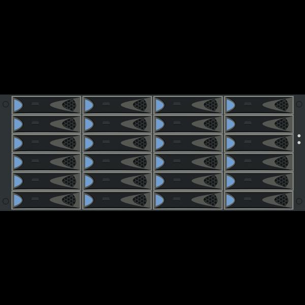 Rack disk