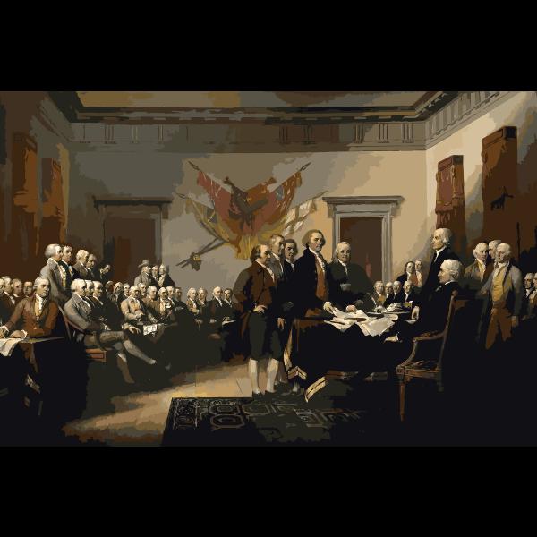 Declaration independence 2016052850