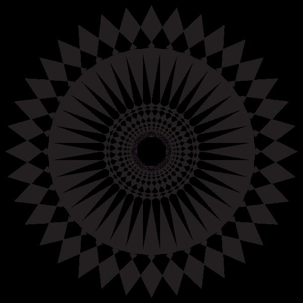 Decorative Mandala VI