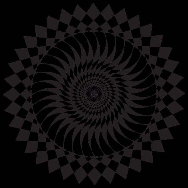 Decorative Mandala VII