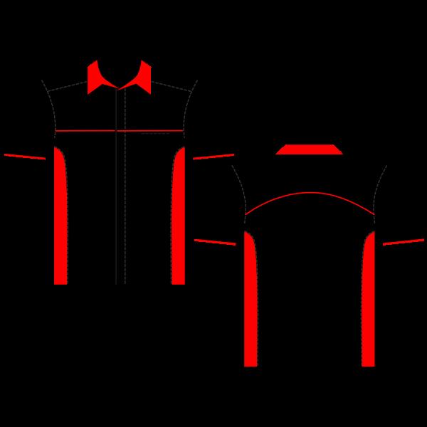 Shirt view