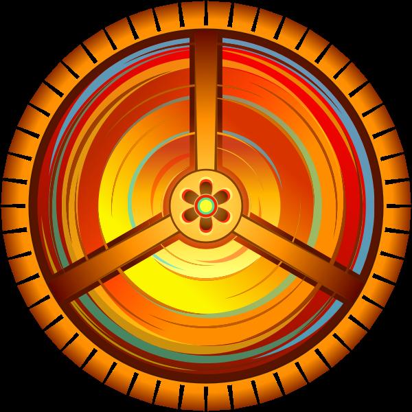 Colorful element