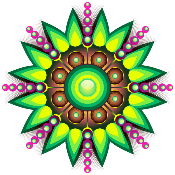 Intricate design element