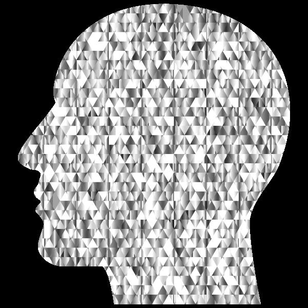 Diamond Gemstone Head