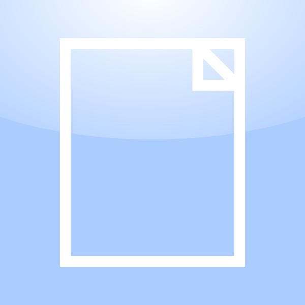 Text document vector clip art