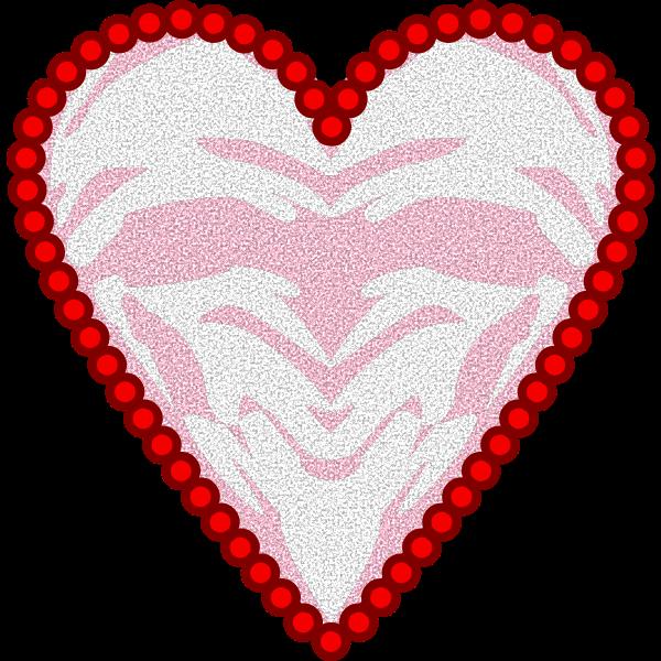 Doily Heart  Arvin61r58