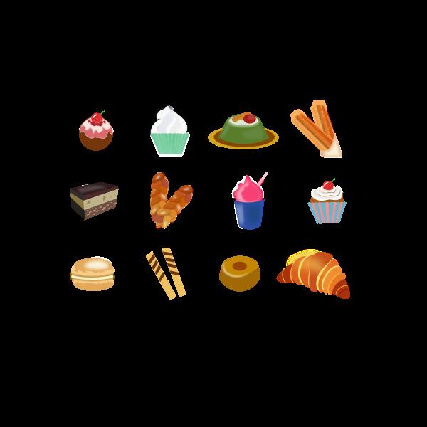 Different desserts image
