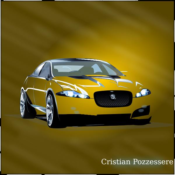 Dream Car REMIX amarelo