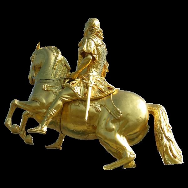 Dresden Golden Rider