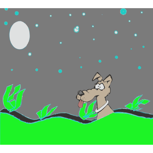 Dumb Dog on the Hill 2 2015052127
