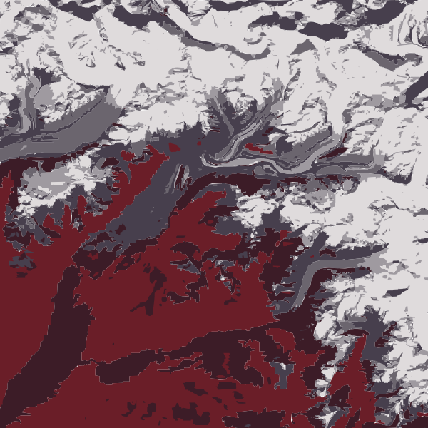 Earth as Art from NASA page 101-150 (Vectorized) 35