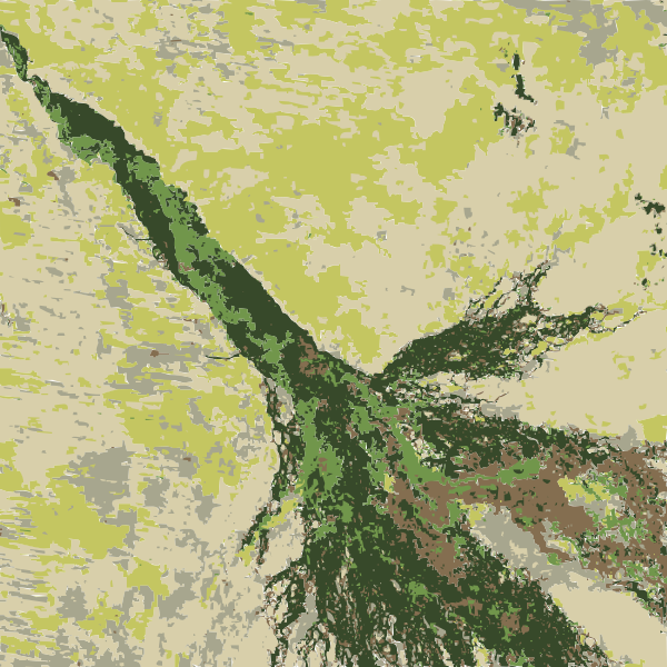 Earth as Art from NASA page 101-150 (Vectorized) 7