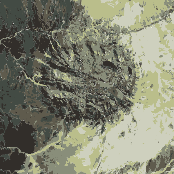 Earth as Art from NASA pages 1-50 (Vectorized) 31