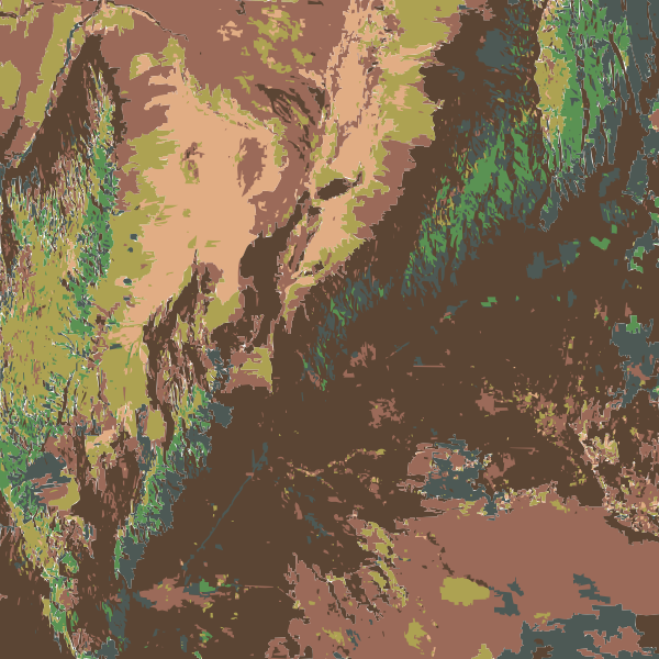 Earth as Art from NASA pages 51-100 (Vectorized) 31