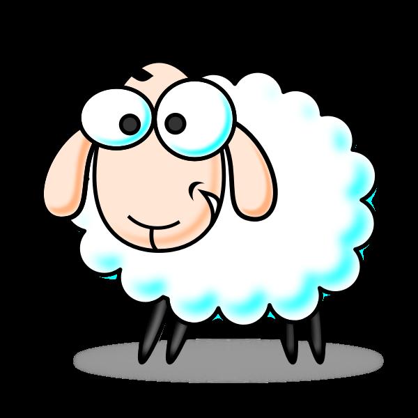 Eid Sheep colored