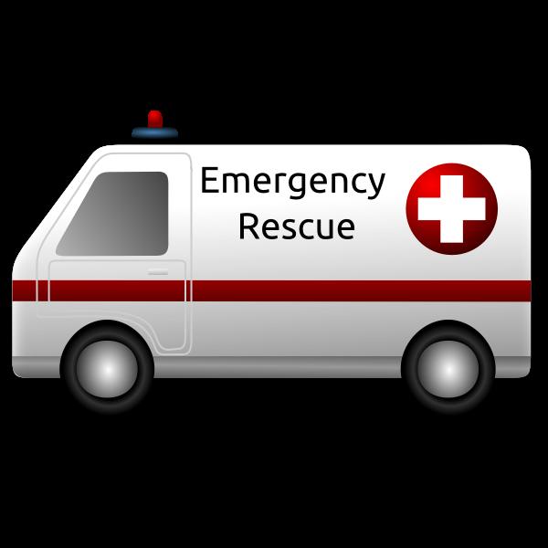 Emergency rescue vector clip art