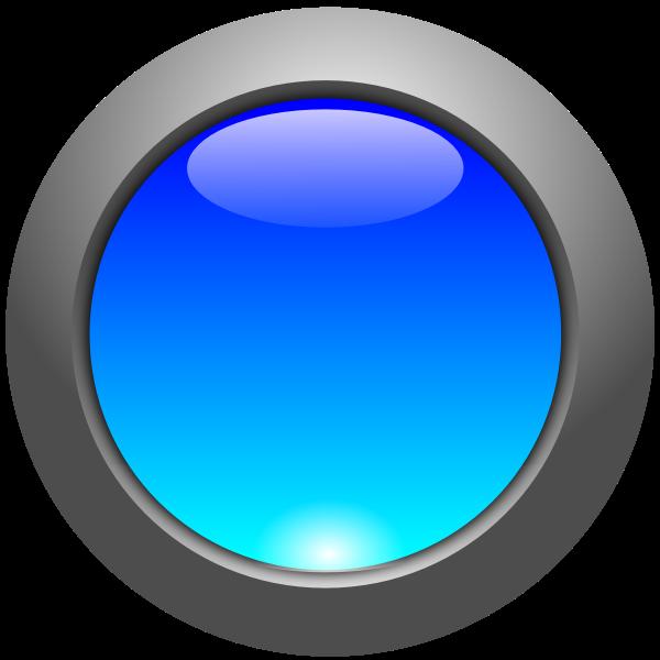 Sphere with bezel vector graphics