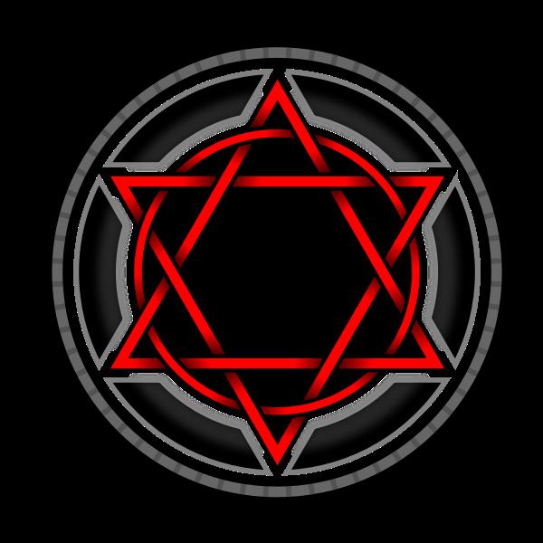 Hexagram star