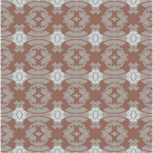 Brown and grey tiled pattern