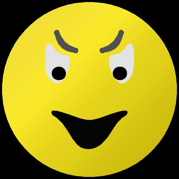 Smiley - Evil